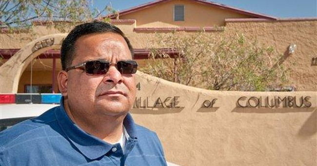 Another blow for NM border town with dicey past