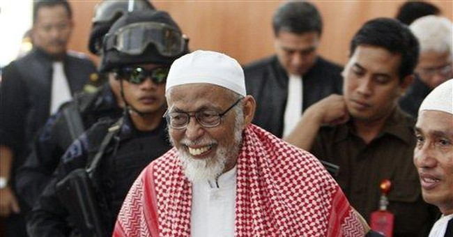 Trial on for Indonesia's firebrand Islamic cleric