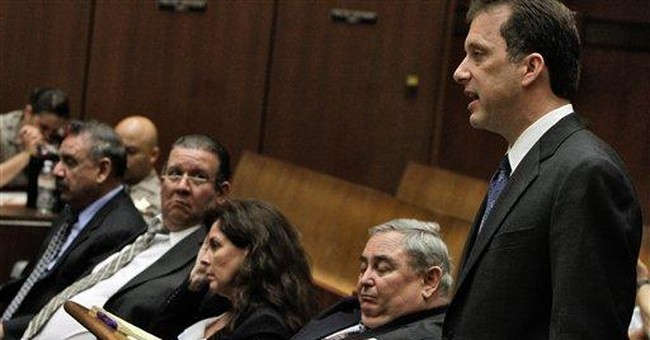 Officials in CA sent to trial in corruption case