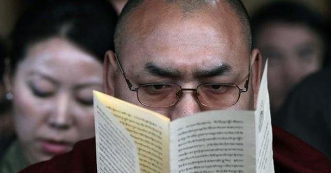 Dalai Lama says he'll give up political role