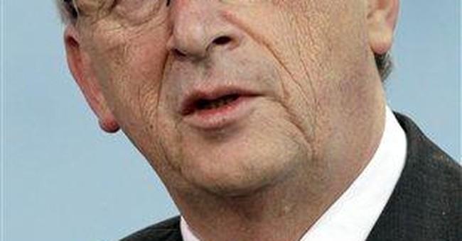 EU has debt crisis deja-vu _ but stakes are raised