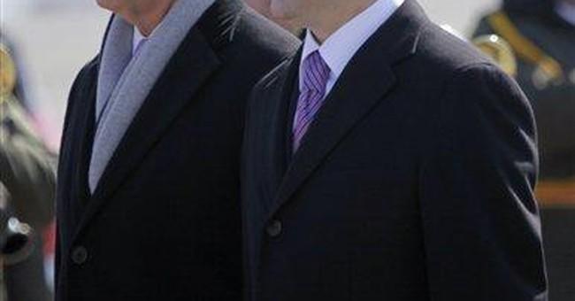 Biden urges democratic reforms on visit to Moldova