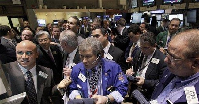 Stocks inch higher day after Japan earthquake