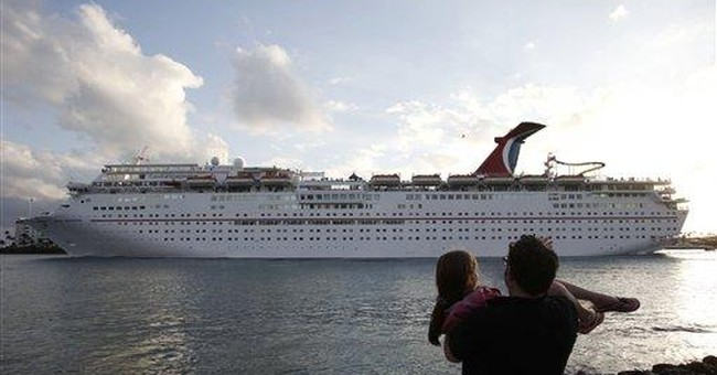 Carnival cuts 2011 earnings outlook on fuel prices