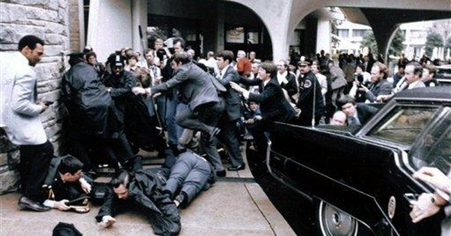Secret Service tape from Reagan attack is released