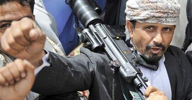 Police fire on Yemeni protesters, 100 plus injured