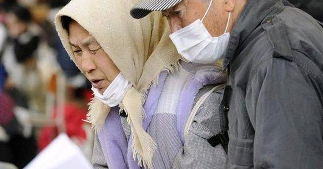 Scenes of devastation at heart of Japan disaster