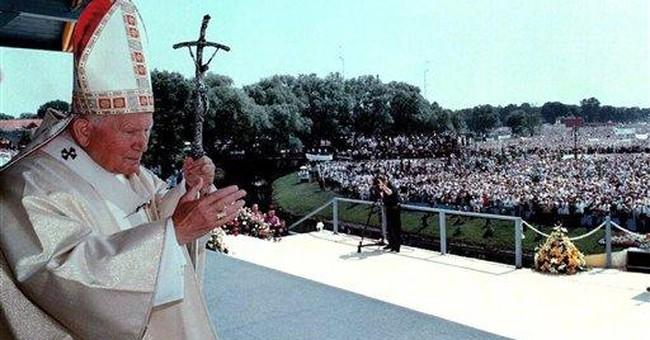 Friend the pope? John Paul II gets Facebook page