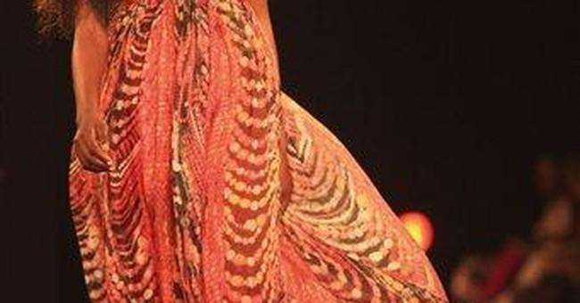 Tradition meets modernity at Nigeria fashion show