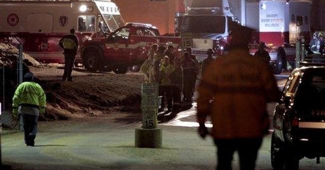 Investigation of Mass. chemical plant blast begins