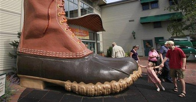 LL Bean reverses 2 years of sales declines