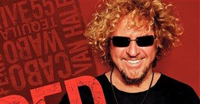 Review: Sammy Hagar's book truly 'Uncensored'