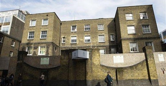 'Oliver Twist' workhouse saved from demolition