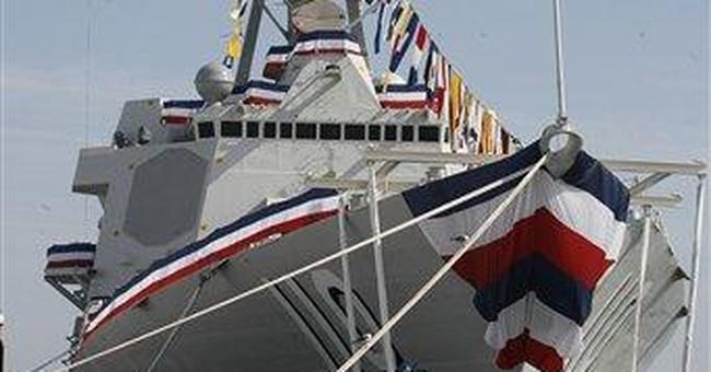 Northrop Grumman plans shipbuilding unit spin-off