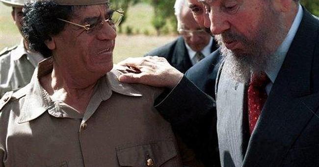 Gadhafi's LatAm allies criticize military strikes