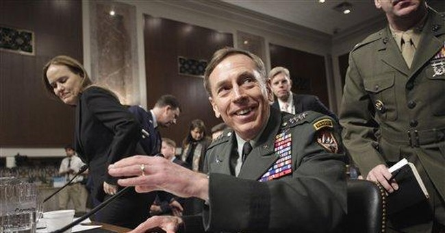 Petraeus: first US cuts will include combat forces