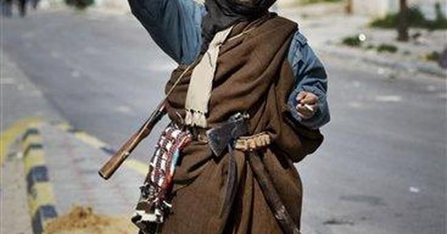 Battle for Zawiya tested Libyan rebel strength