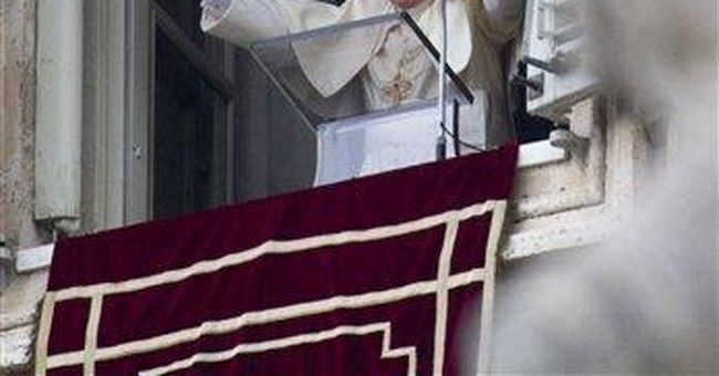 Organizers expect massive turnout at pope's event