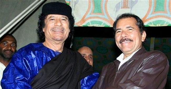 Chavez, allies lead push for Libya mediation