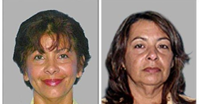 Sisters charged with health fraud caught overseas