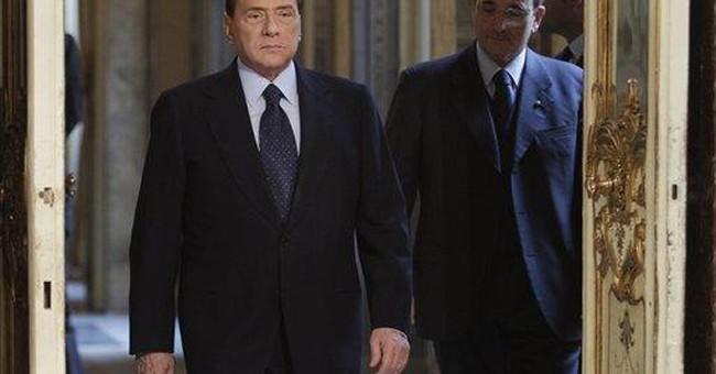 Prosecutors: Berlusconi had sex with teen 13 times