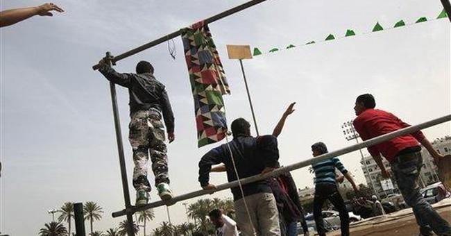 Gulf markets slump on regional unrest
