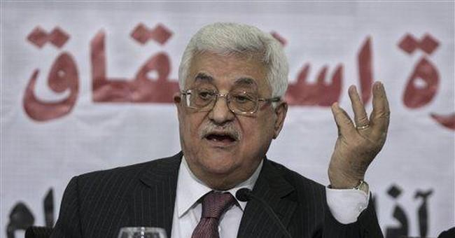 Palestinian president offers to visit Gaza