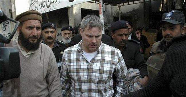 CIA contractor release eases Pakistan-US tensions
