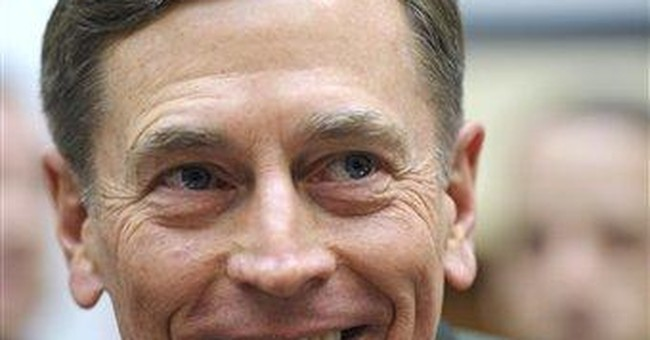 Petraeus reveals that son served in Afghanistan