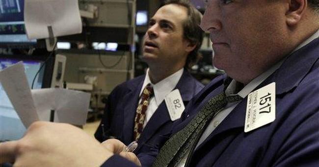 Stronger economic reports help stocks rebound