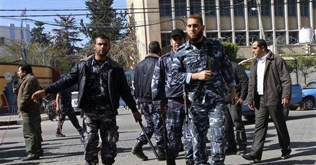 Israeli PM criticizes Palestinian unity effort