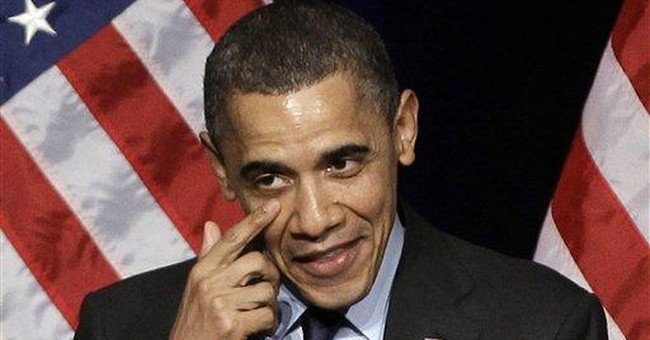 Obama bucks up donors for 2012 fight