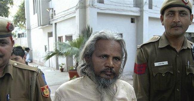 Hindu priest accused of abducting kids in India