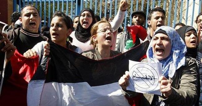 Hamas police detain 3 at pro-unity Gaza rally