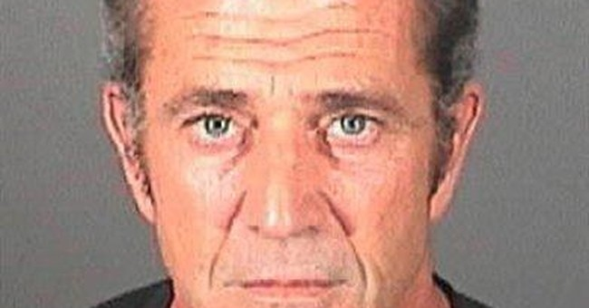 Mel Gibson booked and released on battery charge
