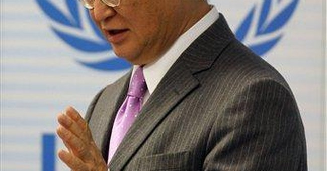 UN nuclear agency chief to travel to Japan