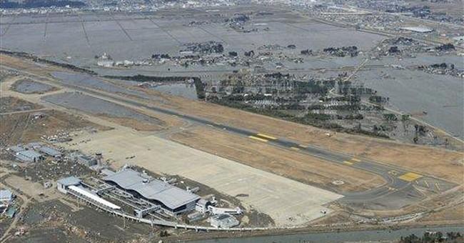 US relief agencies defer to Japan in aid efforts