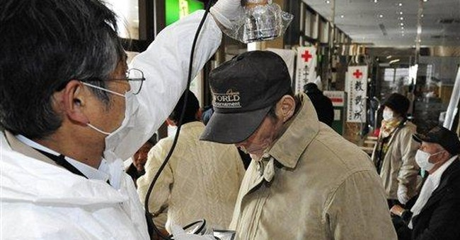 Risks from radiation low in Japan but panic high