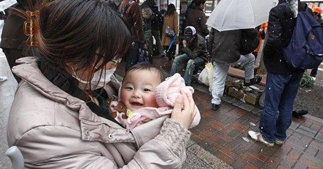 Hope for missing fades in Japan; elderly hard-hit