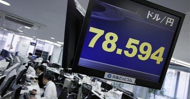 Stocks recover, yen retreats from record highs