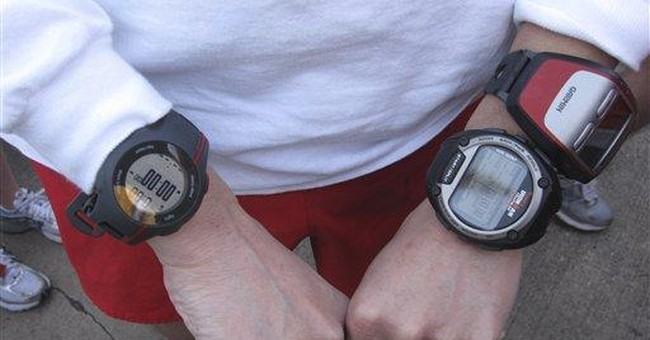 Review: GPS running watches offer improvements