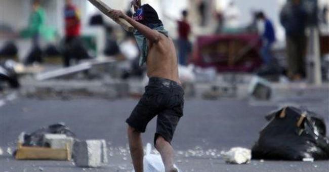Bahrain upheaval tests Obama backing for democracy
