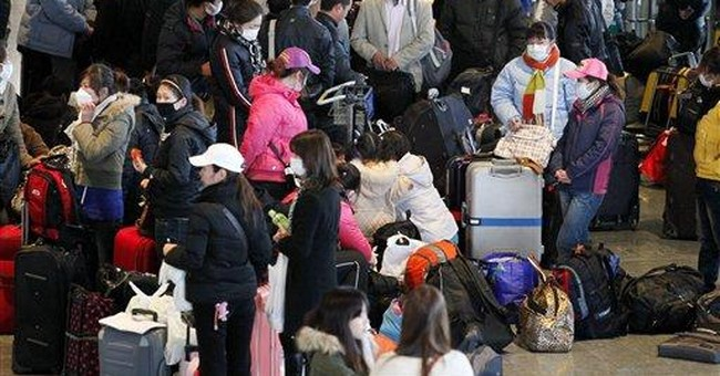 Some airlines put Japan expansion on hold