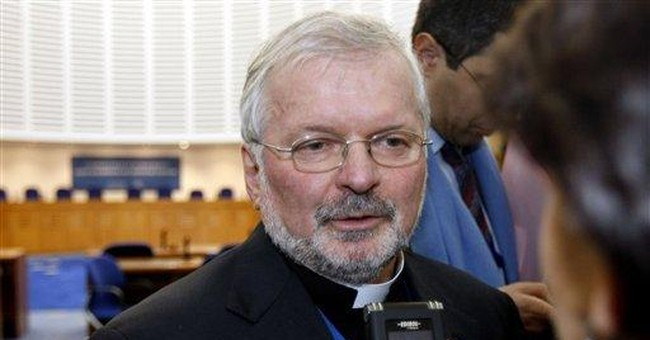 Vatican praises EU decision on crucifixes in class