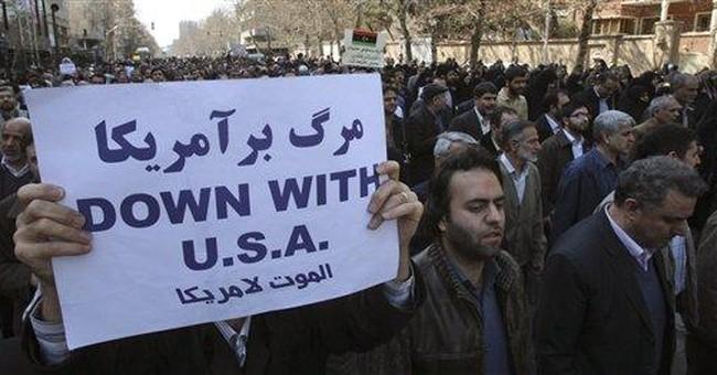 Iran cleric tells Bahraini Shiites to protest on
