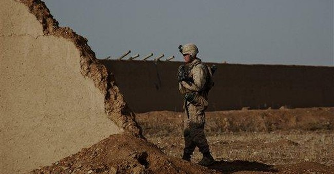 Marines use destruction to succeed in Afghanistan