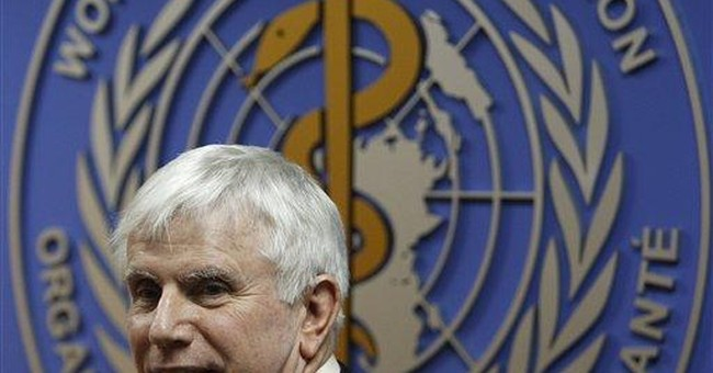 WHO: Radiation risk from Japan remains localized