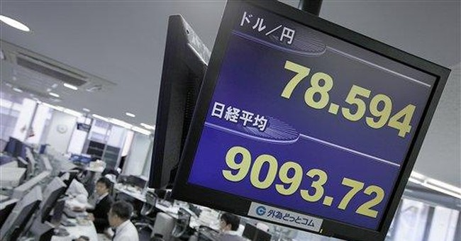 Japan's Nikkei higher on G7 currency pledge