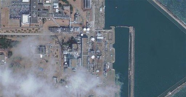 Japan raises severity of nuclear accident