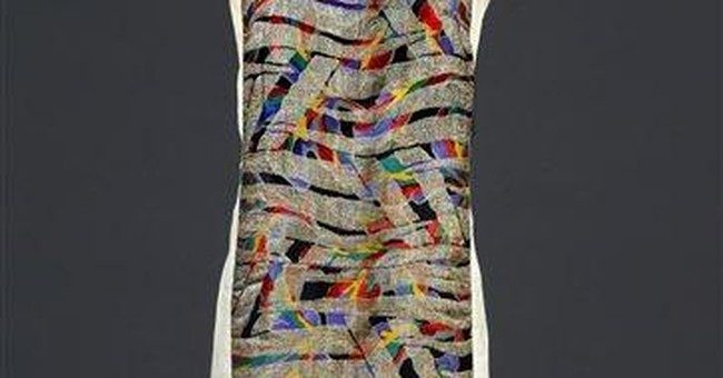Art in motion: Sonia Delaunay textiles on view